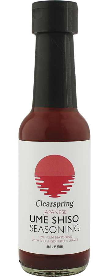 Clearspring Japanese Ume Shiso Seasoning - 150ml