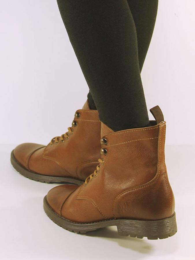 wills womens vegan work boots chestnut wills