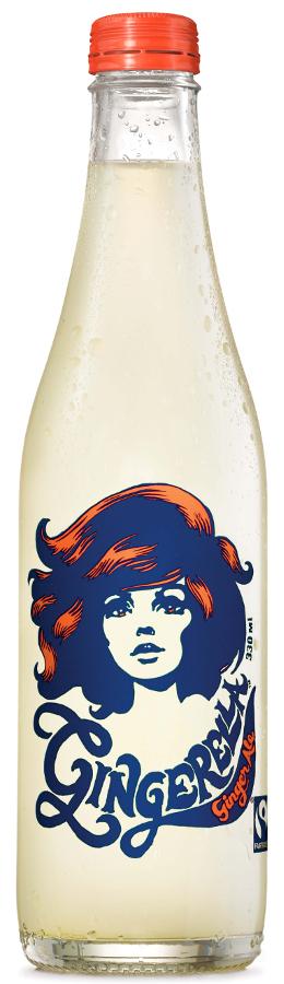 Gingerella Ginger Ale - 300ml