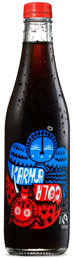 Karma Cola - 330ml