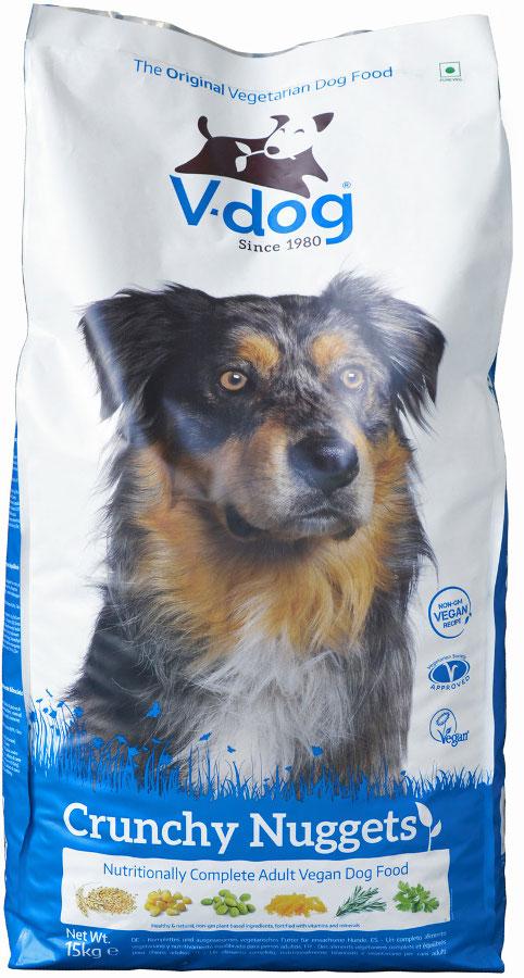 V Dog Crunchy Nuggets - 15kg