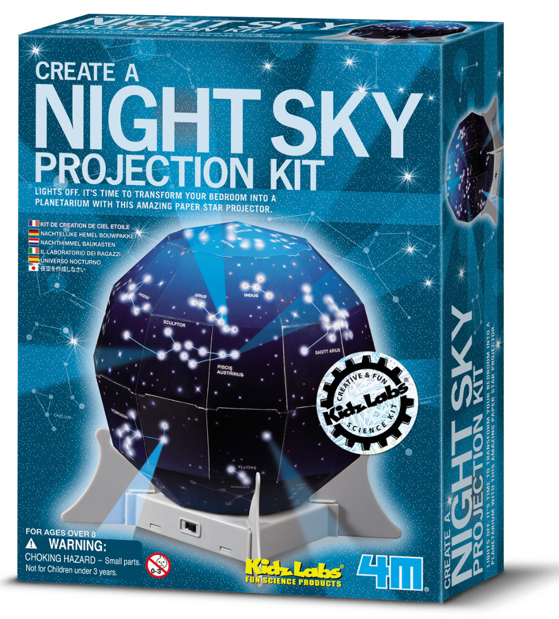Kidz Labs Create a Night Sky