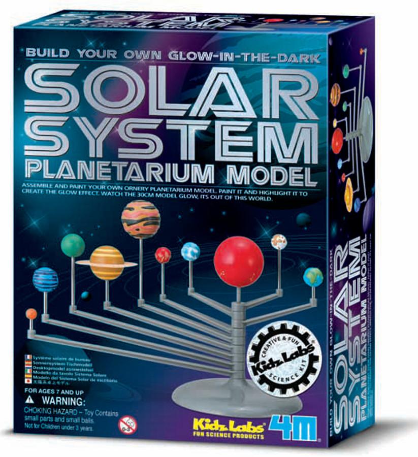 Kidz Labs Solar System Planetarium Model