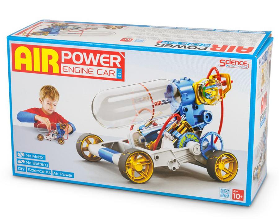 Image of Air Powered Car Kit