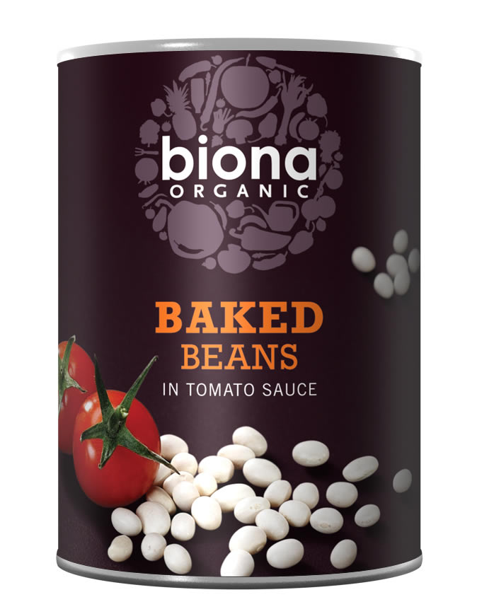 Biona Organic Baked Beans 420g - Ethical Superstore
