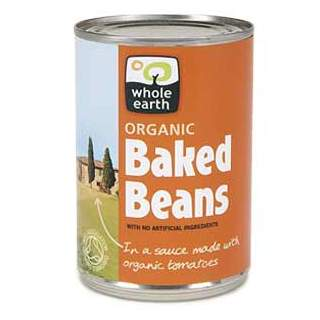 Whole Earth Organic Baked Beans 420g - Ethical Superstore