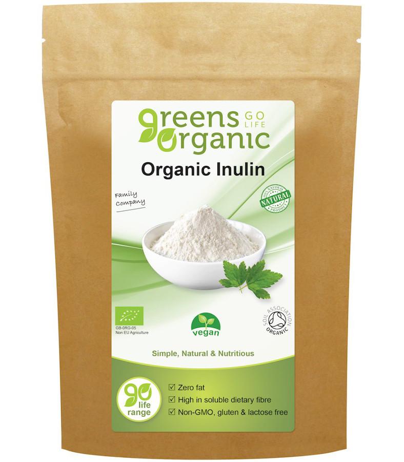 Greens Organic Inulin Powder - 250g