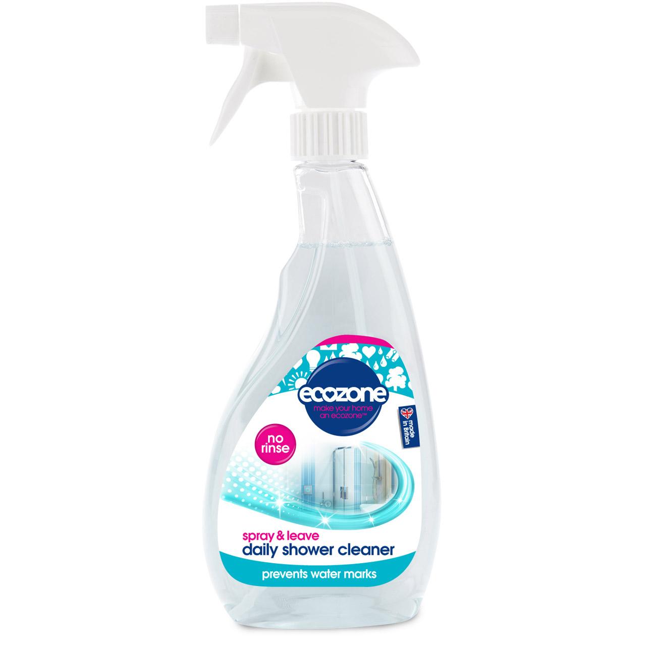 Ecozone Daily Shower Cleaner Spray - 500ml