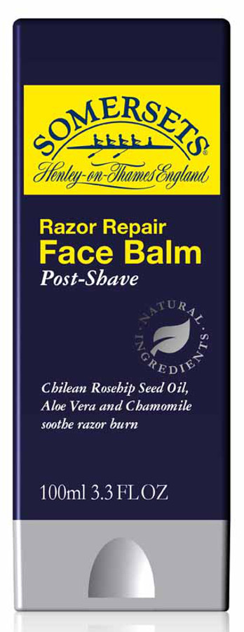 Somersets Razor Repair Post Shave Face Balm - 100ml