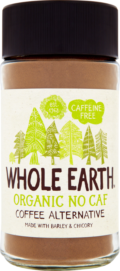Whole Earth Organic Nocaf Coffee - 100g