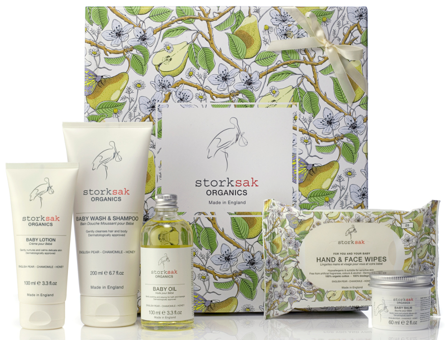 Storksak Baby Spa Gift Set