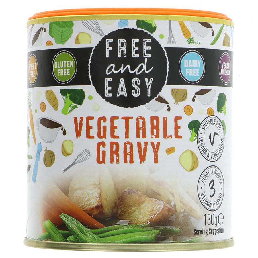 Free & Easy Gravy Sauce Mix - 130g