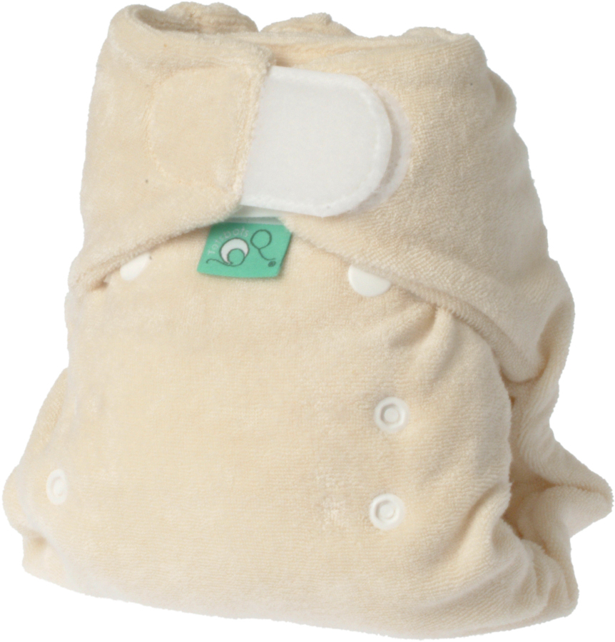 Tots Bots Bamboozle Stretch Reusable Nappy - Size 1
