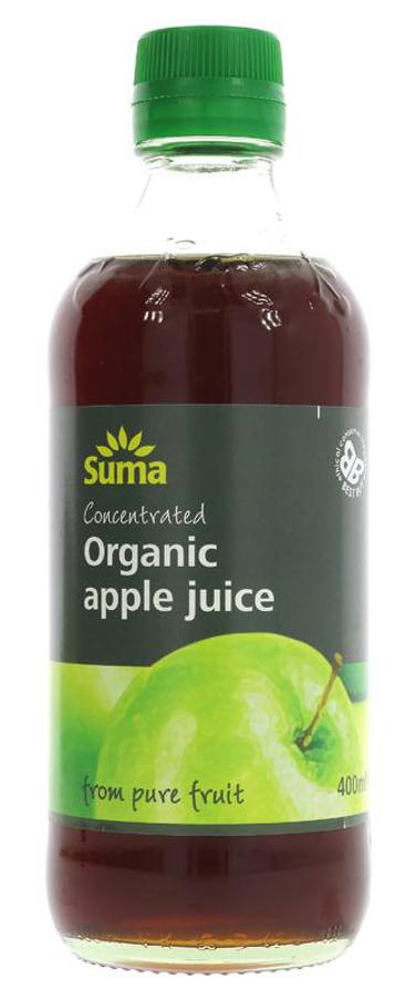Suma Organic Apple Juice Concentrate - 400ml