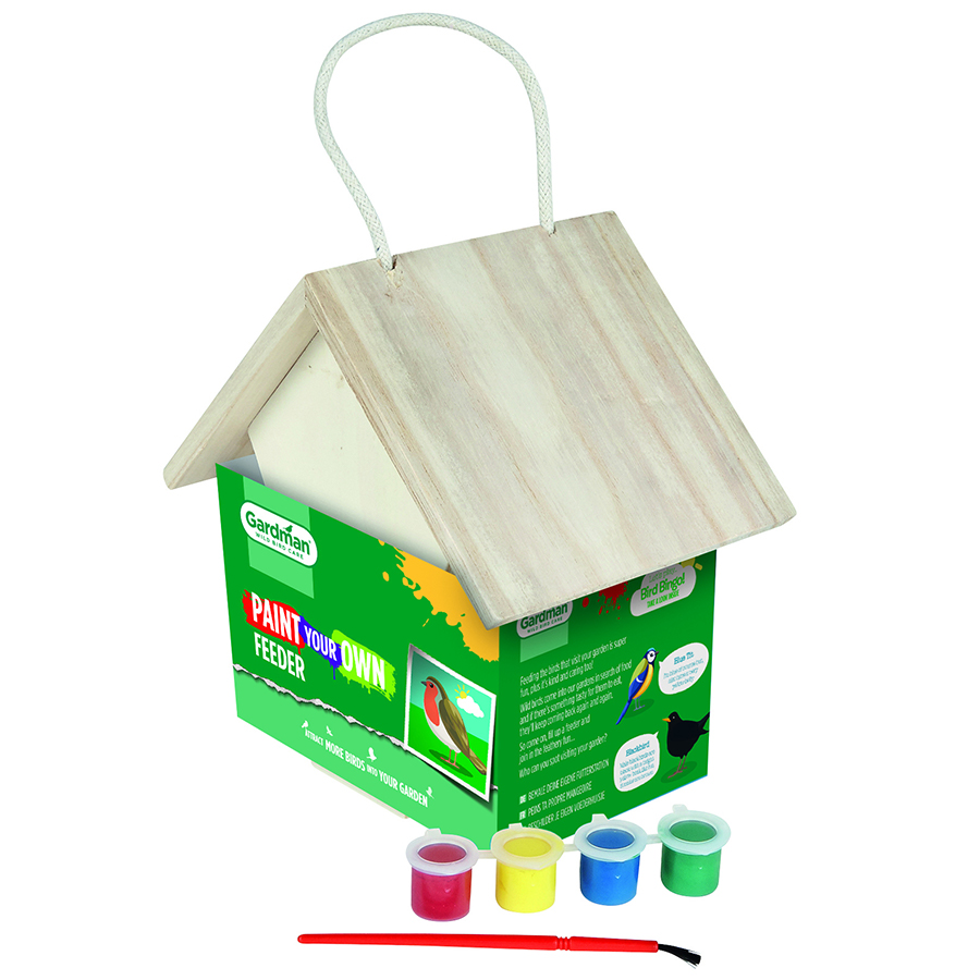 Paint Your Own Feeder