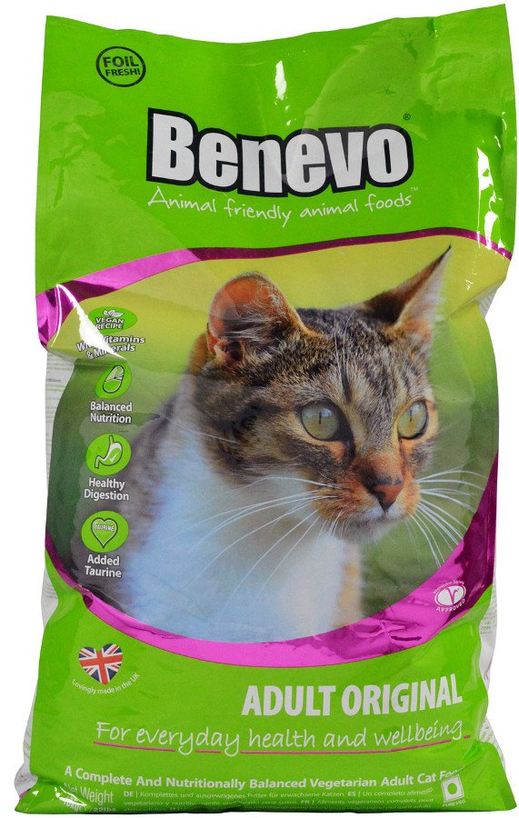 Cat Food Ratings >> Benevo Vegan Cat Food 10KG - Benevo - Ethical Superstore