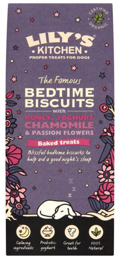 Lily S Kitchen Dog Food Organic Bedtime Biscuits