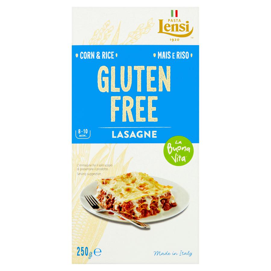 La Buona Vita Gluten Free Lasagne Pasta Sheets - 250g