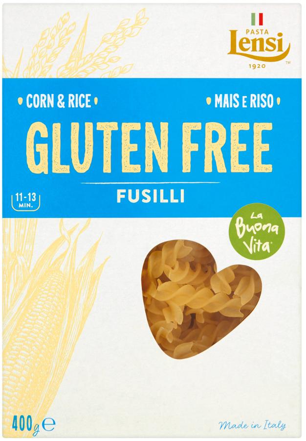 La Buona Vita Gluten Free Fusilli Pasta - 400g