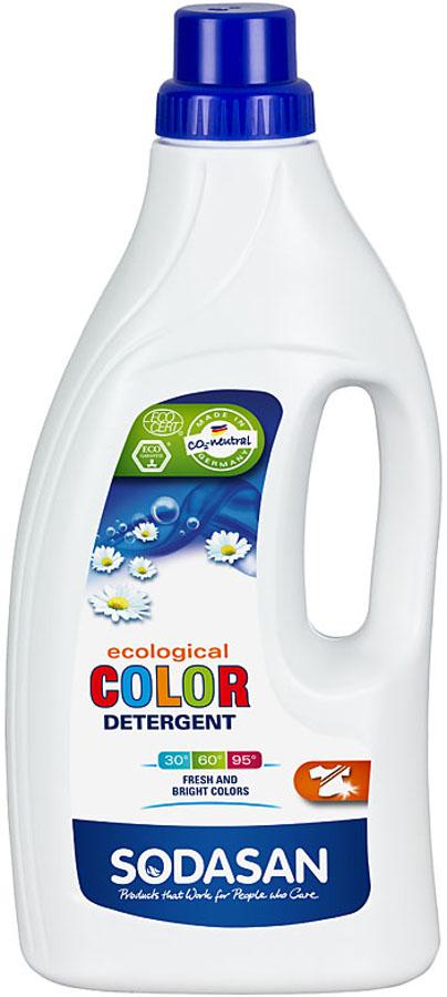 Sodasan Colour Laundry Liquid - 1.5L - 27 Washes