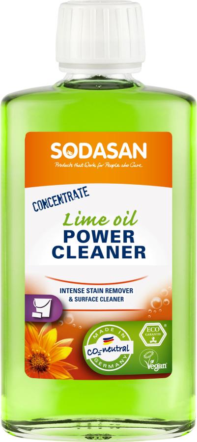 Sodasan Lime Oil Power Cleaner - 250ml