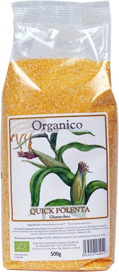 Organico Quick Polenta - 500g