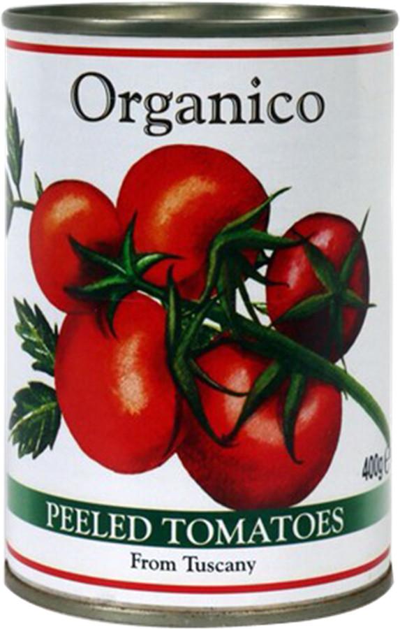 Organico Peeled Tomatoes - 400g