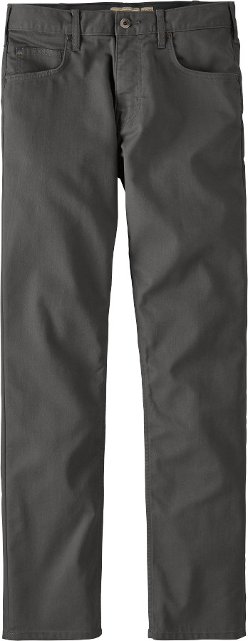 f03a444ff5d Patagonia Mens Performance Regular Fit Twill Jeans - Forge Grey ...