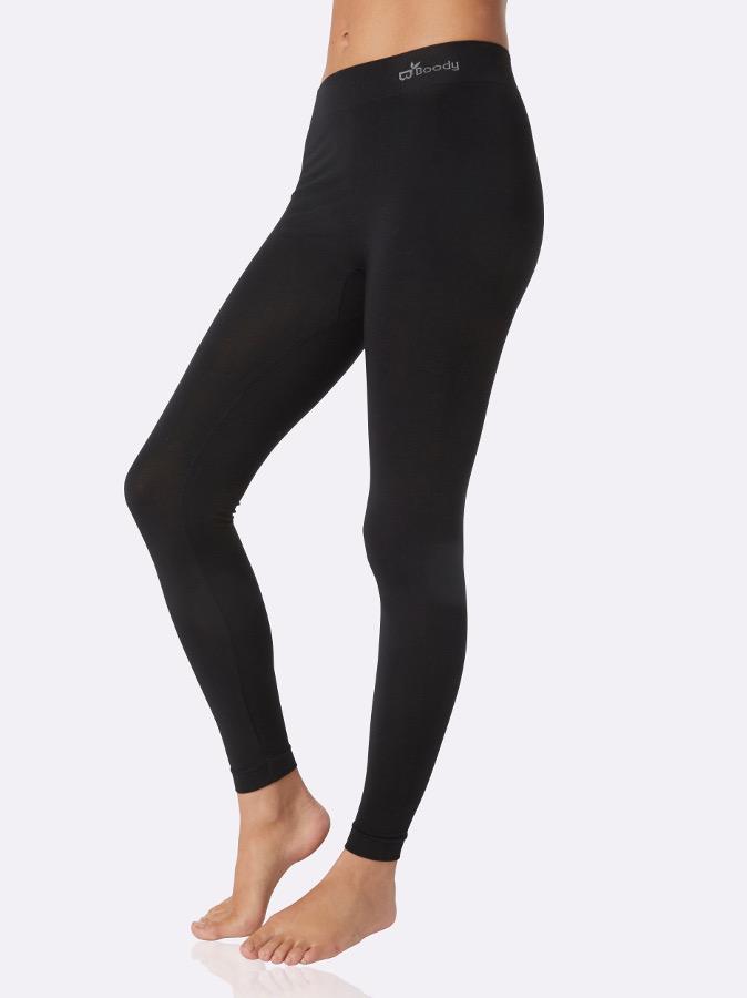 Boody Bamboo Full Leggings - Black