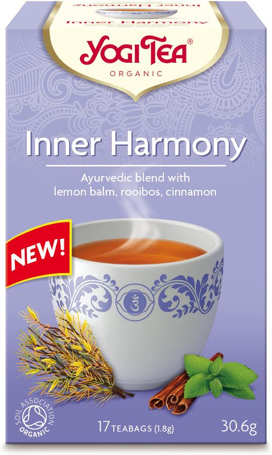 Yogi Organic Inner Harmony Tea - 17 Bags