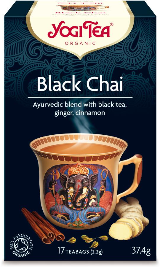 Yogi Organic Black Chai Tea - 17 Bags