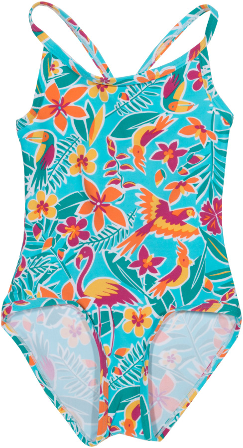Image of Kite Rainforest Swimsuit - Turquoise