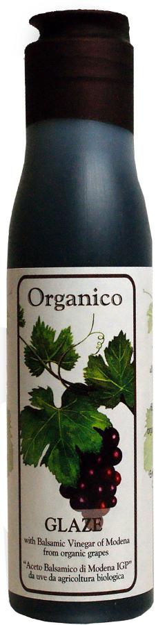 Organico Balsamic Vinegar di Modena Glaze - 150ml