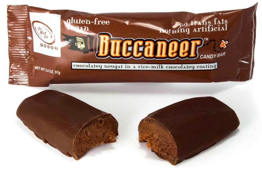 Go Max Go Buccaneer Vegan Chocolate Bar - 57g