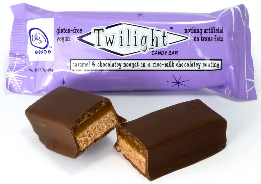 Go Max Go Twilight Vegan Chocolate Bar - 60g