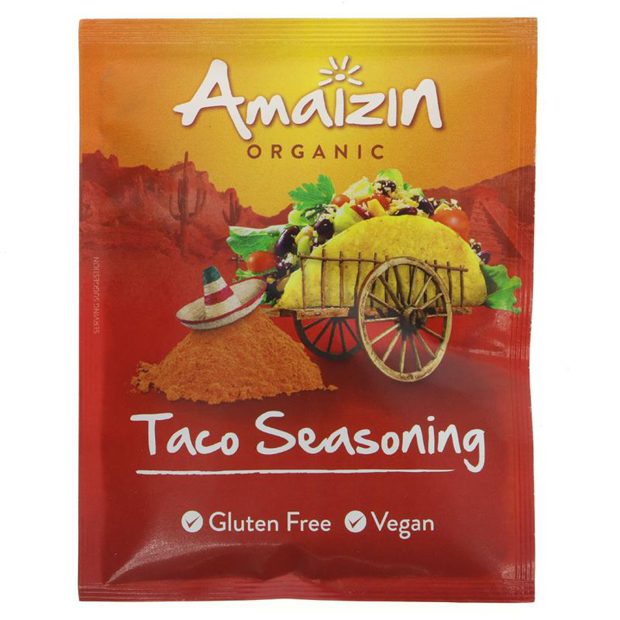Amaizin Taco Seasoning