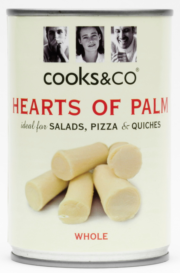 Cooks & Co Hearts of Palm - 400g
