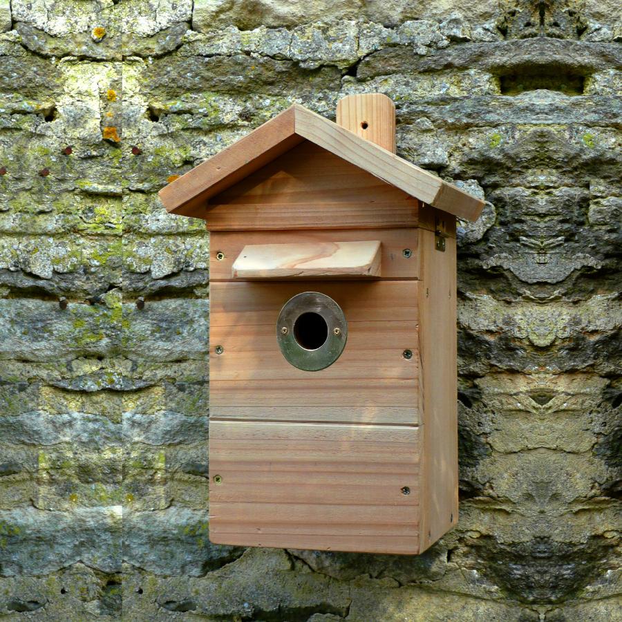 Wildlife Camera System with Nest Box