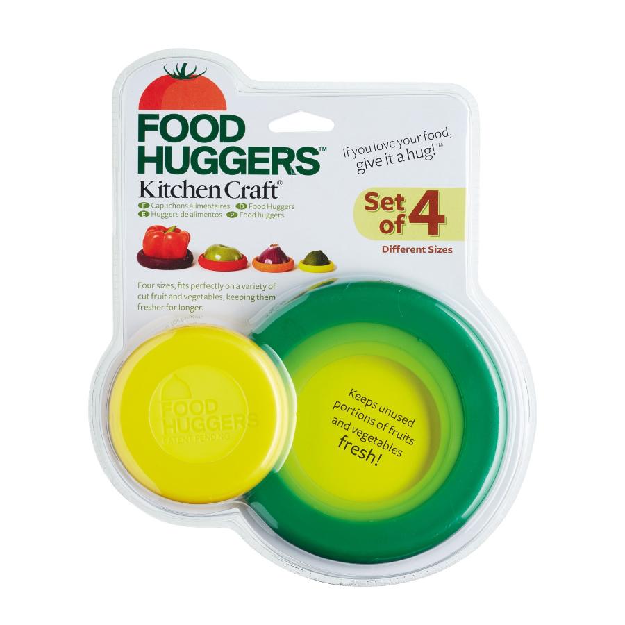 Food Huggers Silicone Food Huggers