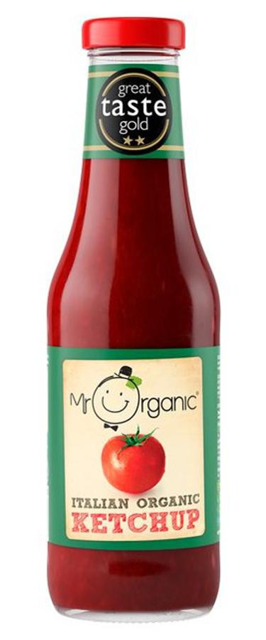 Mr Organic Italian Organic Ketchup - 480g