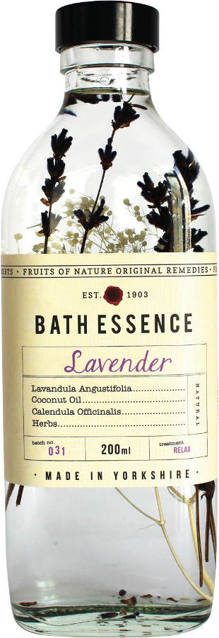 Fruits of Nature Lavender Bath Essence - 200ml
