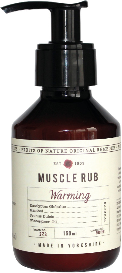 Fruits of Nature Muscle Rub - 150ml