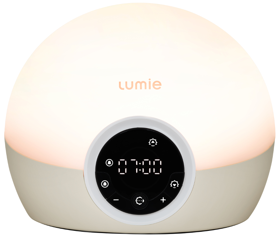 Lumie Bodyclock Spark 100 SAD Wake-Up Light