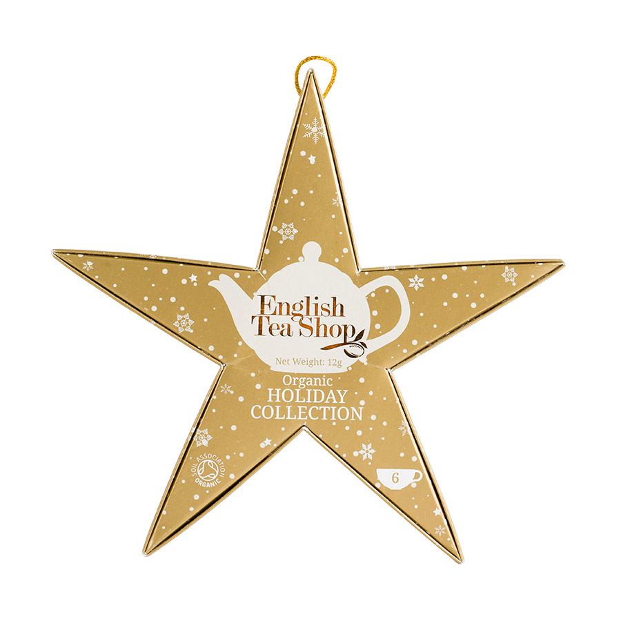 English Tea Shop Gold Star - 6 bags