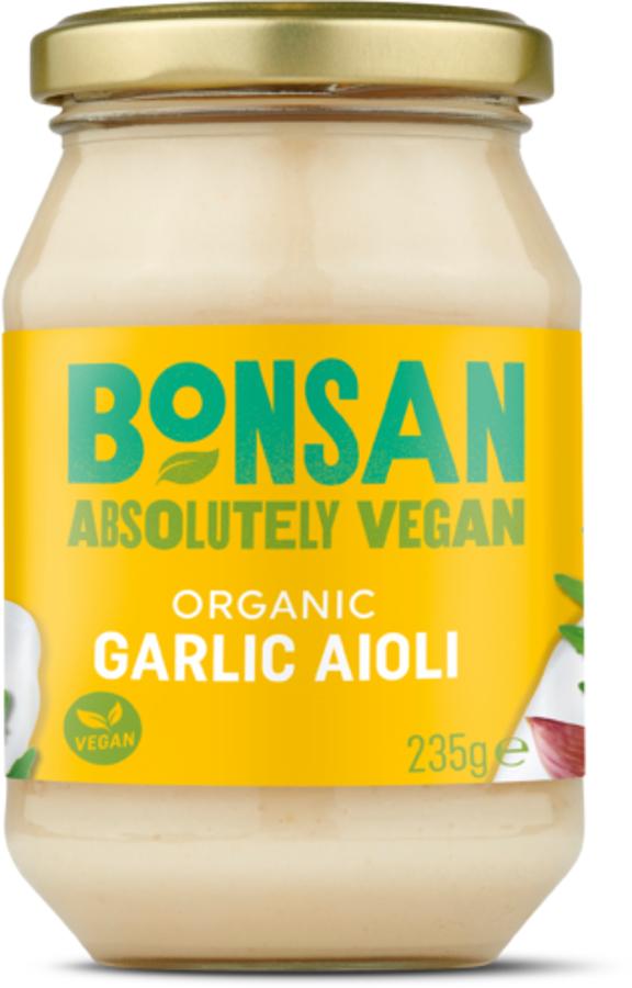 Bonsan Vegan Aioli - 235ml