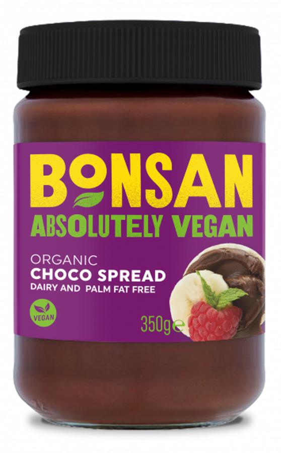 Bonsan Plain Chocolate Spread - 350g