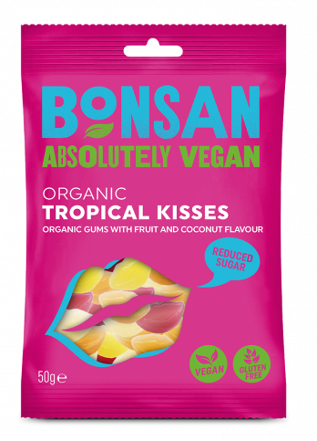 Bonsan Tropical Kisses - 50g
