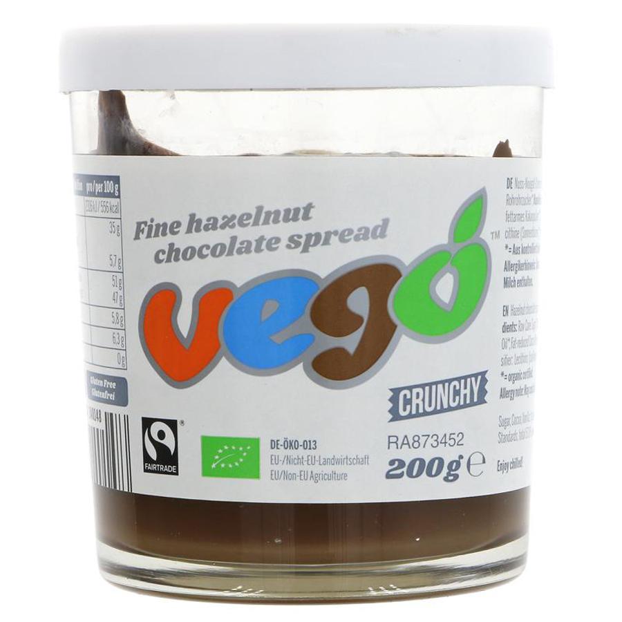 Vego Hazelnut & Chocolate Spread - 200g