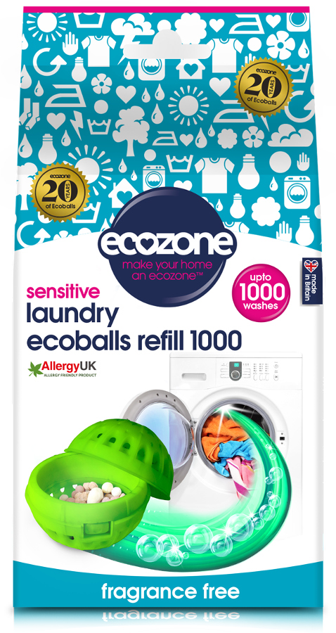Ecoballs 1000 Washes Refill