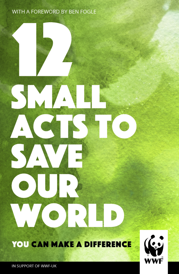 12 Small Acts to Save Our World Hardback Book